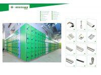 Профильная мебельная система для спортивной мебели Hpl, шкафчиков Hpl