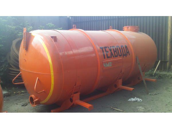 Цистерна вакуумная МВ-10