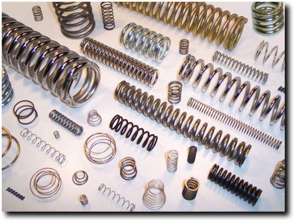 Производство пружин кручения, сжатия, растяжения,тарельчатых,кольца,ша