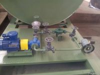 Топливно-масленная  установка (ТМУ)