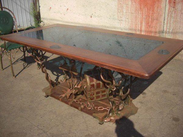 Кованая мебель кузня Династия