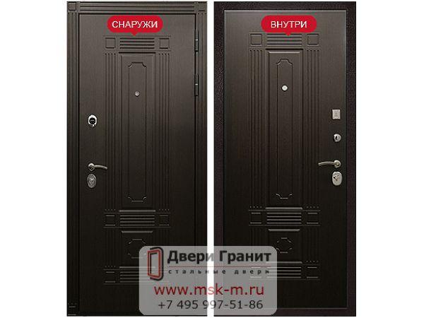 Металлическая дверь в квартиру с установкой