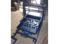 Станок ВСШ-2 для арболита блок 20*30*50 см., любой от производителя