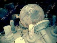 шар-баба из стали 110Г13Л и 25Л,шар-бабы,клин-бабы