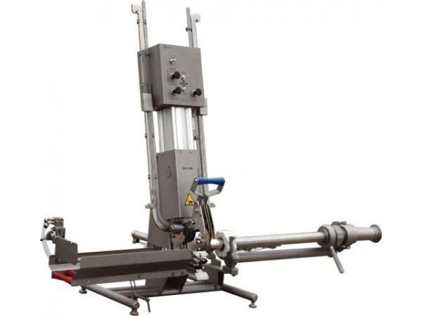 Клипсатор пневматический двухскрепочный полуавтомат КН-23М