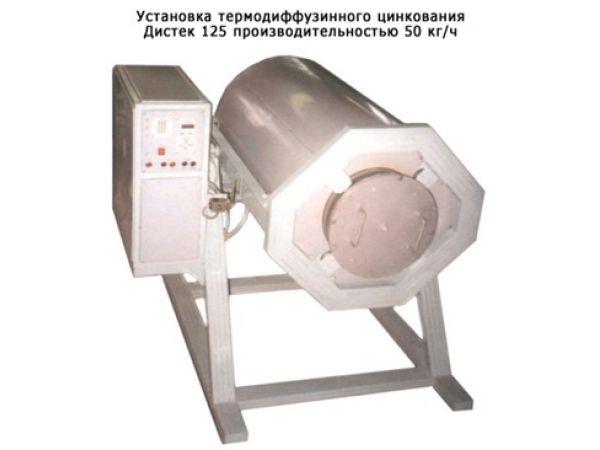 Термодиффузионное цинкование печь купить