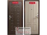Металлические двери цена