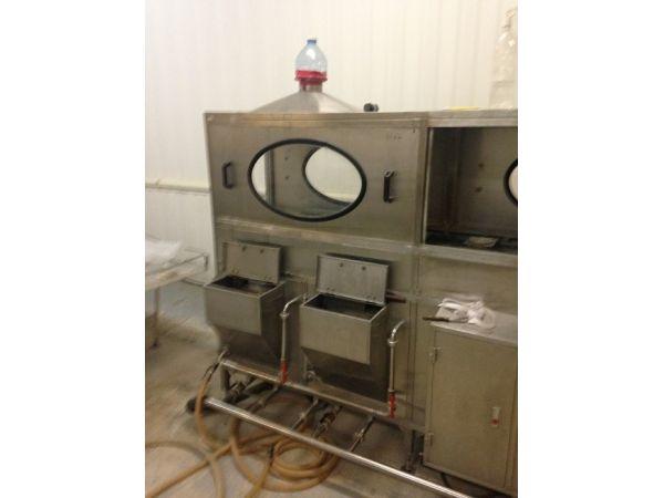 Триблоки розлива пива в ПЭТ бутылку - оборудование