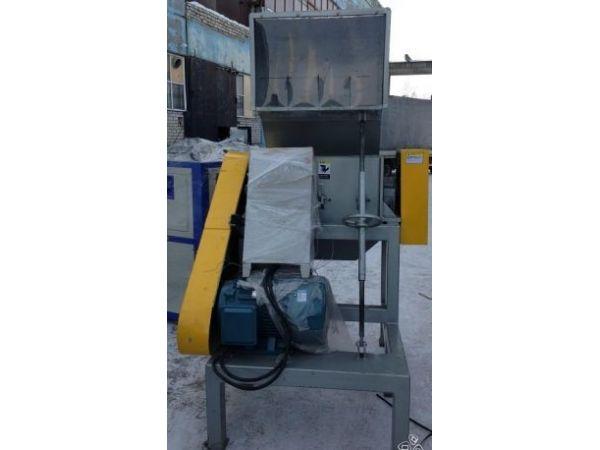 Оборудование для переработки грязной пленки