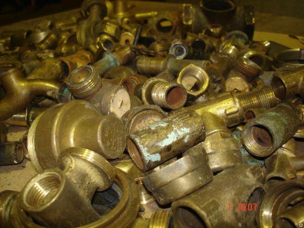 Прием латуни в Электросталь вывоз металлолома из дома в Черноголовка