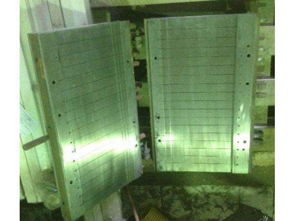 Фильера и калибратор стеновой панели 250мм