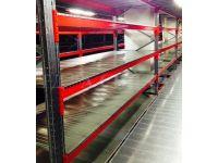 Полочные стеллажи для склада
