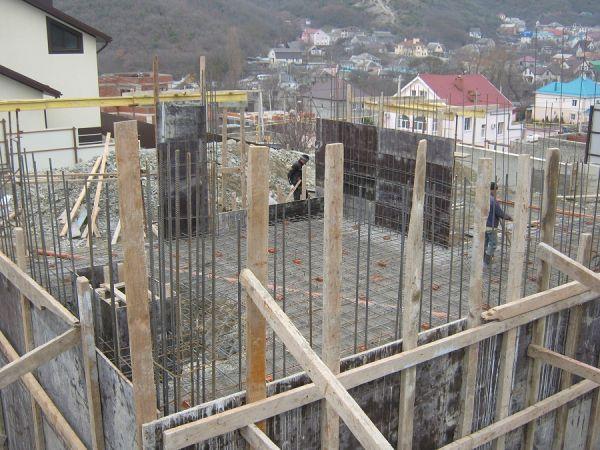 Железо - бетонные работы