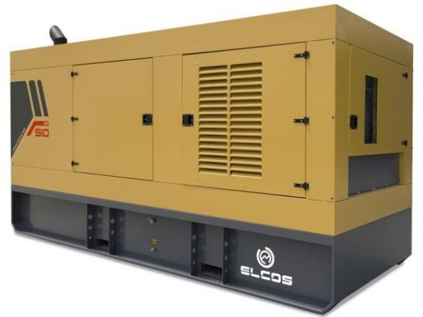 Дизель генераторные установки ELCOS
