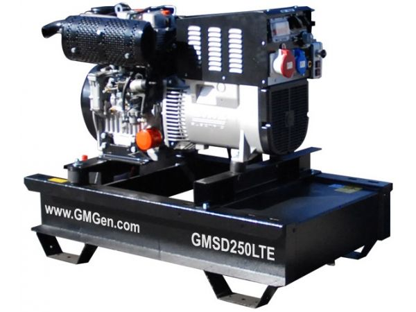 Сварочные электростанции GMGen воздушного охлаждения