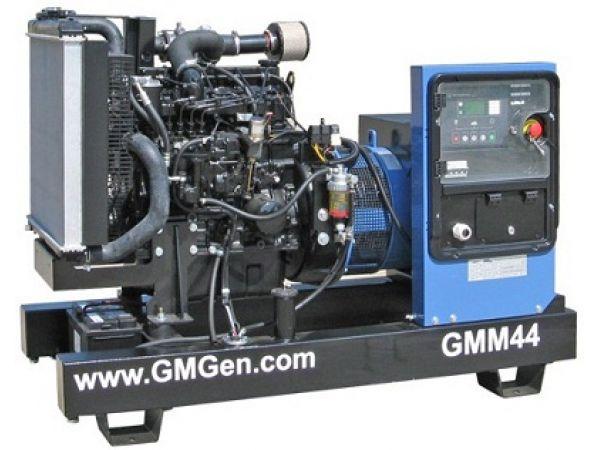 Дизель-генераторные установки GMGen серия Mitsubishi