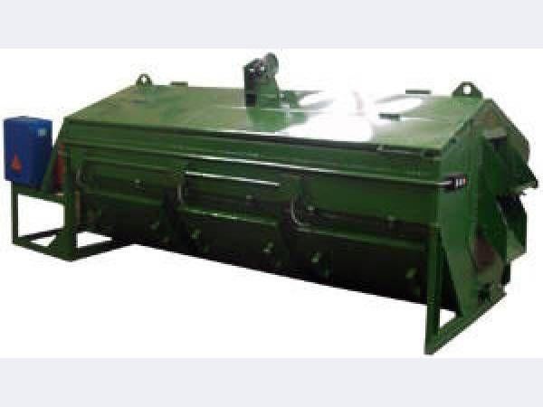 Установка приёма, перемешивания и выгрузки раствора УВР-4 м3