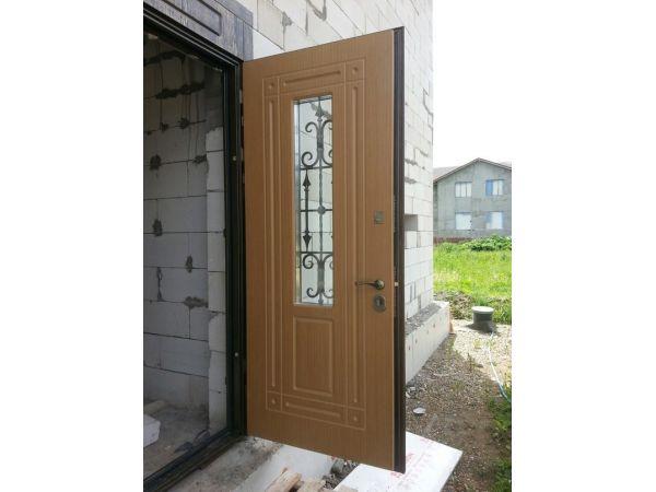 входная дверь в частный дом цена дмитров московская область