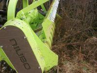 Мульчер на трактор МТЗ 82 Niubo Mini Forest