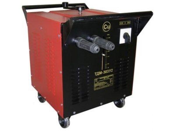 Сварочный трансформатор ТДМ-303 (CU) (220/380 В) (медные обмотки)