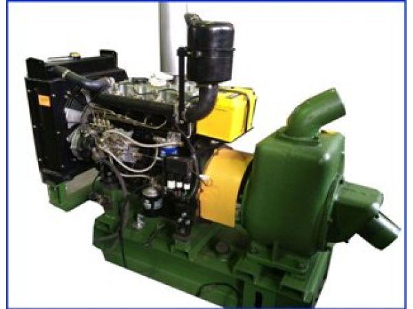 С 569М с дизельным двигателем насосный агрегат
