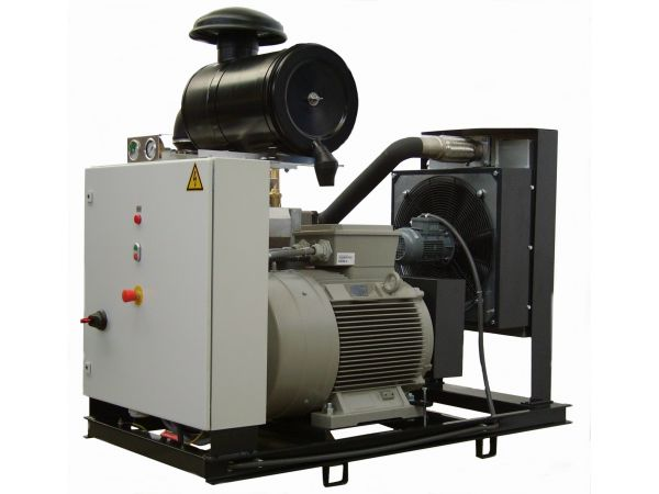 Компрессор для комбикорма CVS SK 1500 с приводом 90 кВт