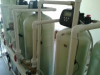 Модульная установка водоочистки 10 - 120 м3/час Сокол
