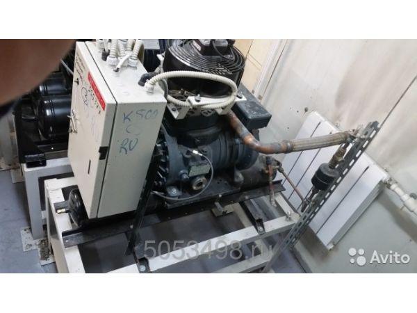 Холодильный б/у агрегат на базе Dorin K 500CS