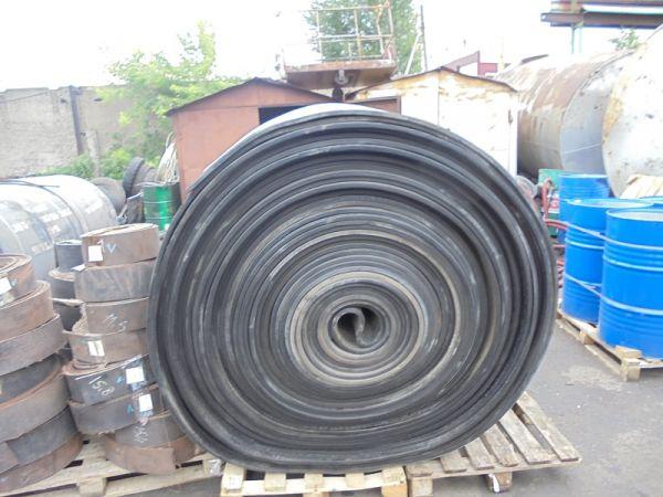 Транспортёрная, конвейерная лента резинотканевая и резинотросовая