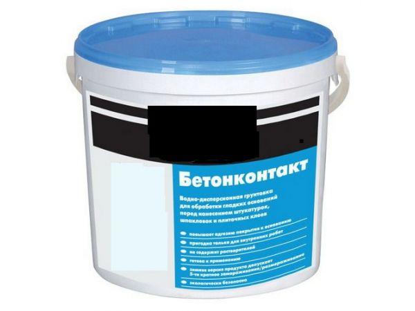 Бетоногрунт (бетоноконтакт) цена 586,00