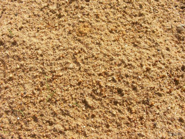 Песок мытый(крупный)