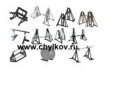 Домкрат кабельный ДК-5ВР
