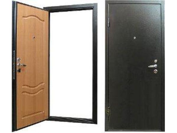 выбор входной двери металл