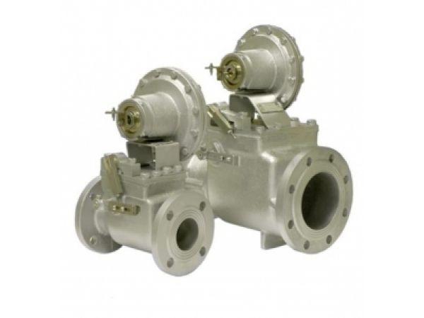КПЗ-800 клапан предохранительный запорный Ду800