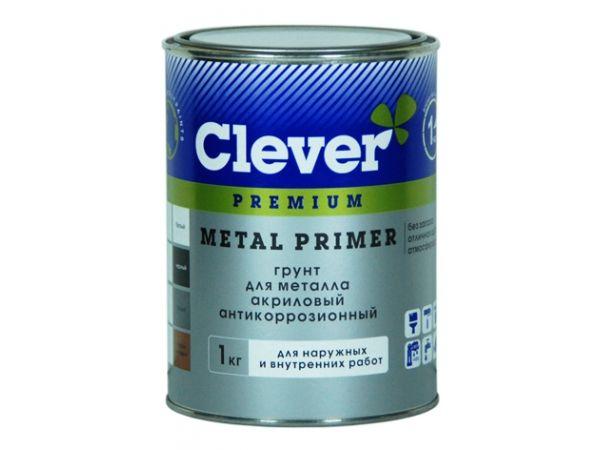 Грунт для металла  акриловый антикоррозионный Metal Primer
