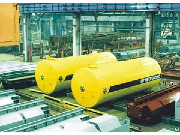 Подземные резервуары для хранения нефтепродуктов