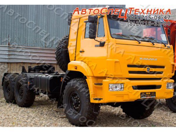 Седельный тягач КамАЗ-44108-6030 RF