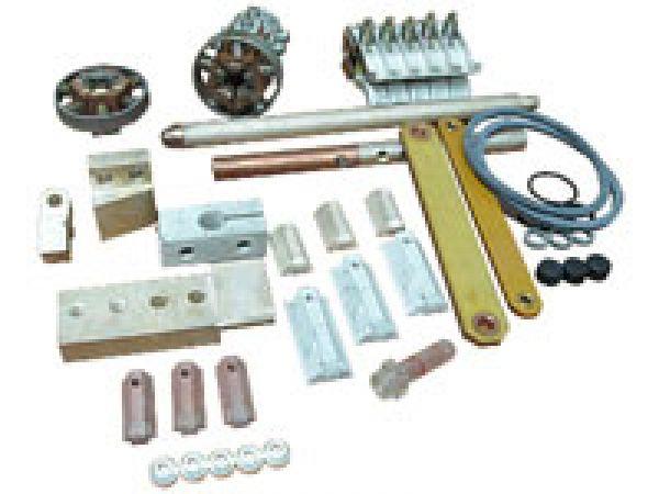 Ламель розеточного контакта, контакт розеточный для ВМГ-10, ВМП-10, ВП