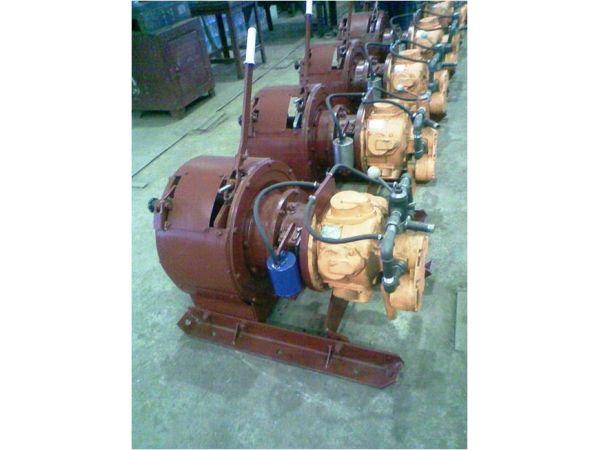 лебедки шахтные 30ЛС, 55ЛС ШВА-18000, ШВ-710
