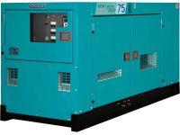 Аренда дизель-генератора Denyo 50 кВт в РентПром