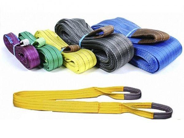 Текстильные стропы петлевые