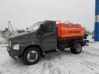 Топливозаправщик АТЗ-5.2 Газон Некст (новый бензовоз)