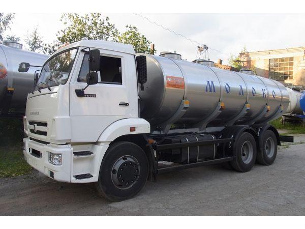 Молоковоз КАМАЗ 65115 14,0 м3 (новый водовоз)