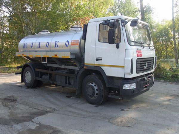 Молоковоз МАЗ 9,7 м3 (новый)