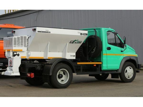 Комбинированная дорожная машина КО-829N (новая)
