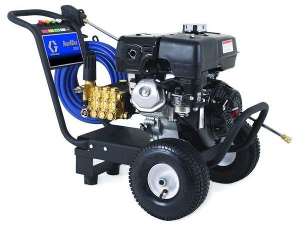 Напорный моечный аппарат Graco AquaMax 3030 DD