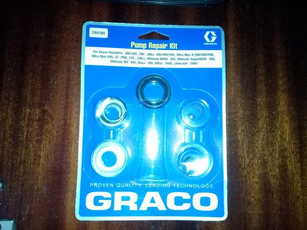 Ремкомплект graco st max (244194) 395 / 390 USA