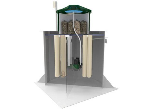 Предлагаем водоочистные сооружения по финской технологии