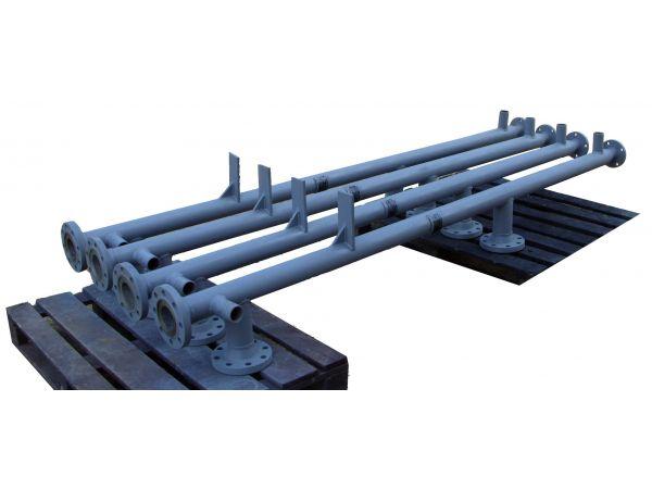 изготовим комплектующие к различным системам трубопроводов нефти, газа