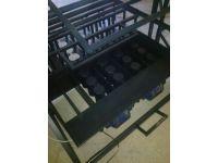 Станок для производства блоков ВСШ-6